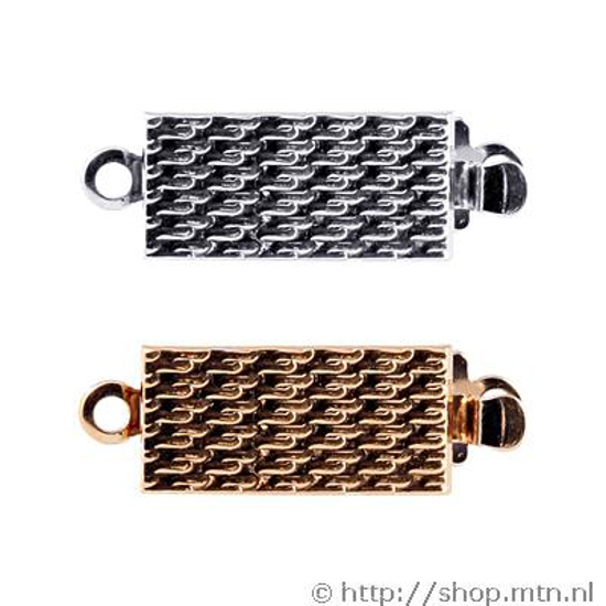 Afbeelding van Bakslot 1203-1206, sluiting voor colliers en armbanden
