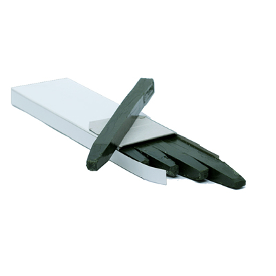 Afbeelding van Groene dopkit/doplak 1 staaf 110 gram