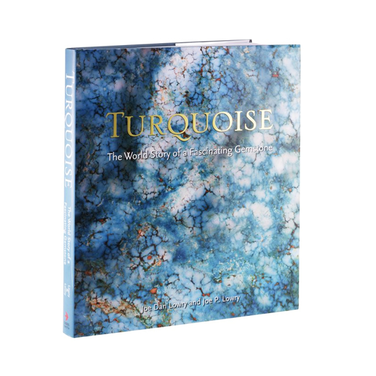 Afbeelding van Turquise, The world Story of a fascinating Gemstone