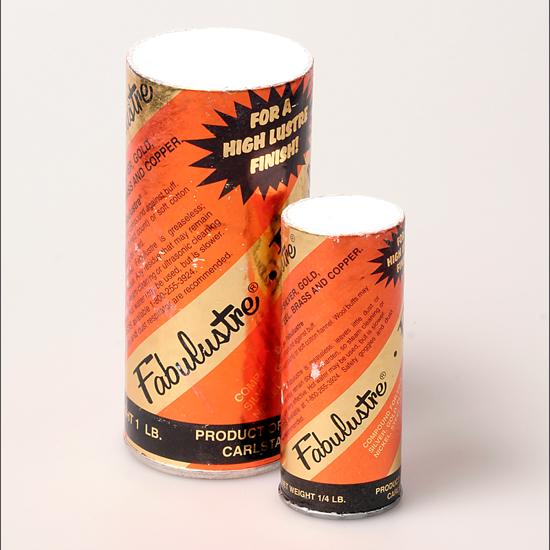 Afbeelding van Fabulustre edelmetaal polijstpasta 112 gram