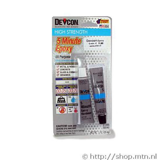 Afbeelding van Devcon 2-componentenlijm epoxy 2-Ton