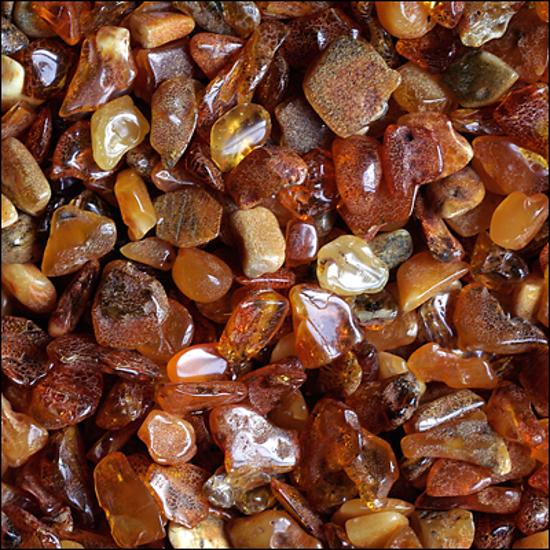 Afbeelding van Barnsteen trommelstenen 15/25mm 100 gram