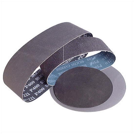 """Afbeelding van Silicium Carbide slijpbanden 6X1-1/2"""" (150X38mm)"""