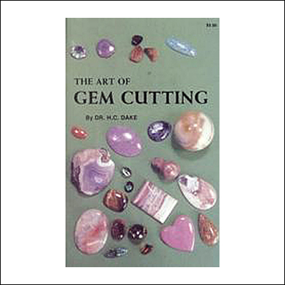 Afbeeldingen van The Art of Gem Cutting, Dr. H.C. Dake