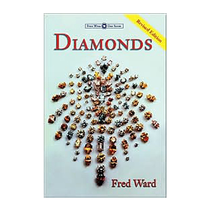 Afbeeldingen van Fred Ward Gem Series: Diamonds ISBN 1-887651-09-8