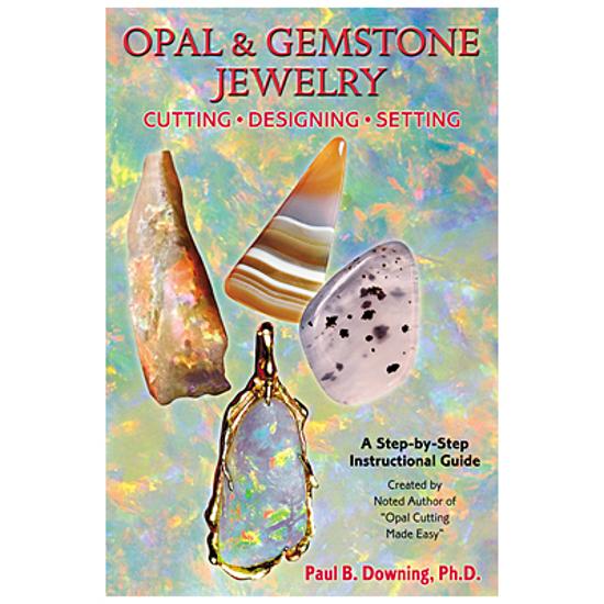 Afbeelding van Opal & Gemstone Jewelry, Paul B. Downing