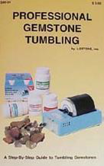 Afbeelding van Professional Gemstone Tumbling, Lortone