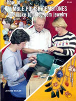Afbeeldingen van How to Tumble Polish Gemstones