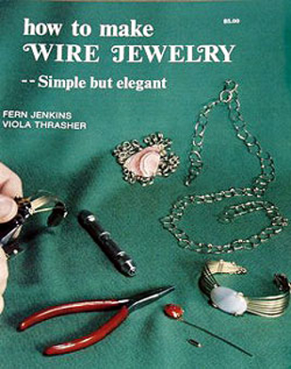 Afbeeldingen van How to make Wire Jewelry