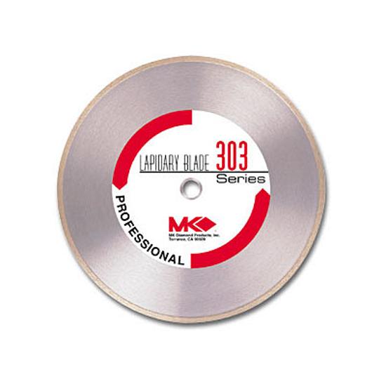 Afbeelding van MK-303 gesinterd diamant zaagblad 250x1,3mm