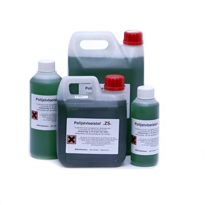 Afbeeldingen van Polijstvloeistof (zeep)  'ZS'  voor keramische media