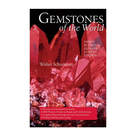 Afbeelding van Gemstones of the World - Walter Schumann