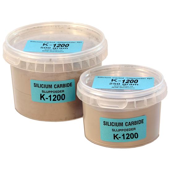Afbeelding van Silicium Carbide slijppoeder K-1200