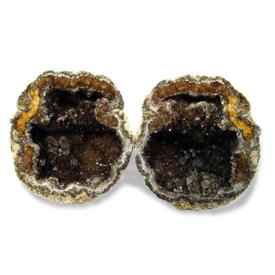Afbeelding van Mexicaanse kristalbol, Geode of Druse