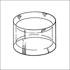 Afbeelding van Kunststof Standaard (10st.) voor bollen model R