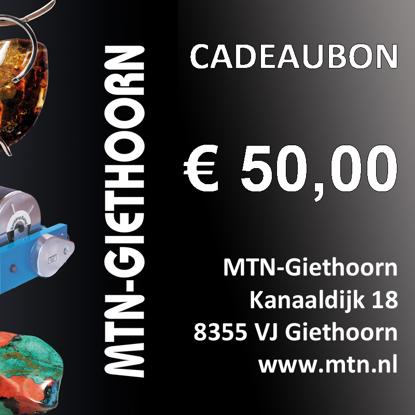 Afbeeldingen van Cadeaubonnen Cadeaubon € 50,00