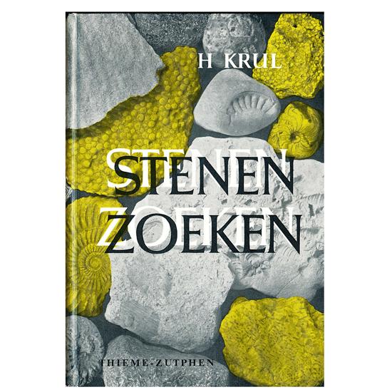 Afbeelding van Stenen Zoeken, H. Krul (Boek)