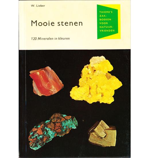 Afbeelding van Mooie Stenen, W.Lieber (Boek)