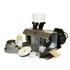 Afbeelding van Lortone BA62 Beaver RVS 'diamant' cabochon slijp/polijstmachine 150mm
