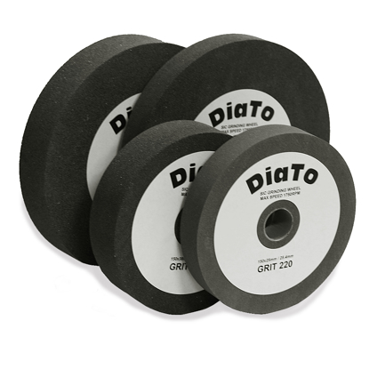 Afbeeldingen van DiaTo SiC (Silicium Carbide) slijpwielen/schijven