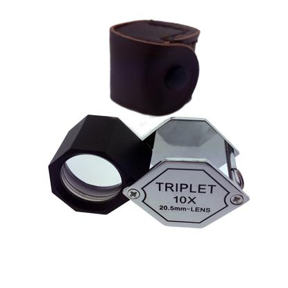 Afbeeldingen van Inslagloep Triplet 10X