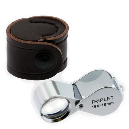 Afbeeldingen van Inslagloep Triplet 15X