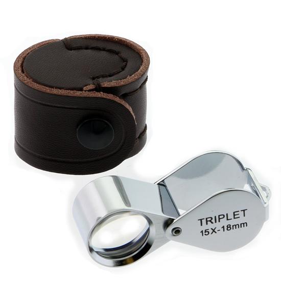 Afbeelding van Inslagloep Triplet 15X