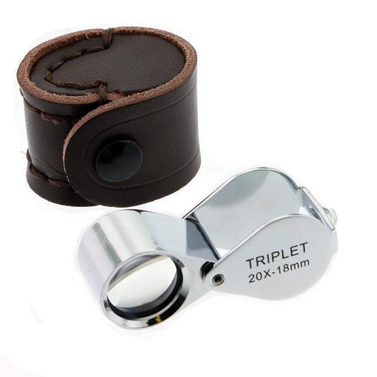 Afbeelding van Inslagloep Triplet 20X