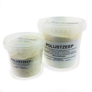 Afbeelding van Polijst zeep (RVS) Polijstzeep 500 gram