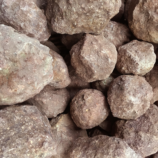 Afbeelding van Thunder-Eggs, 2,5 kilo