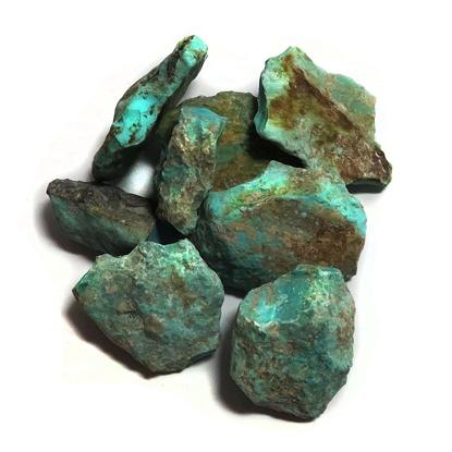 Afbeeldingen van Turkoois, turquoise, Arizona Ruwe stukken