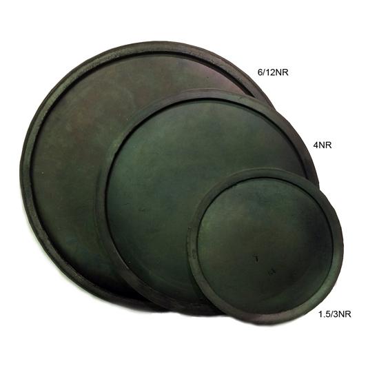 Afbeelding van Rubber binnendeksel Lortone Trommels