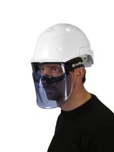 Afbeelding van Gezichtsbescherming, Brillen Complete beschermset!