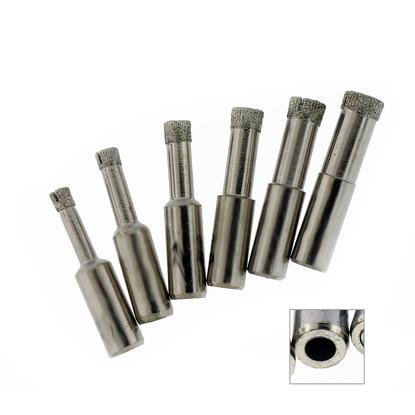 Afbeeldingen van Diamant Holboor 5/10mm - 10mmschacht,