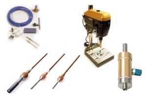 Afbeelding voor categorie Boren en machines