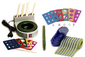 Afbeelding voor categorie Lijm-Wax-Kit-Lapidari