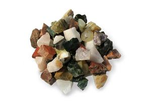 Afbeelding voor categorie Ruwe (slijpbare) mineralen