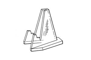 Afbeelding voor categorie Driehoek standaards