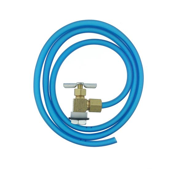 Afbeelding van Water Feed Kit (Lortone) kraan en waterslang