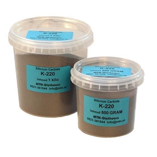 Silicium carbide slijppoeder grit K-220