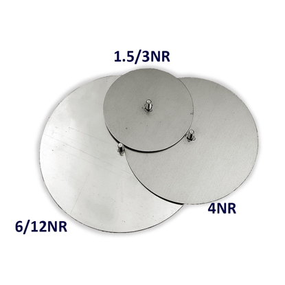 Afbeeldingen van Aluminium Binnendeksels Trommel