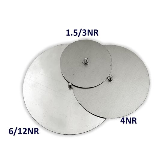 Afbeelding van Aluminium Binnendeksels Trommel