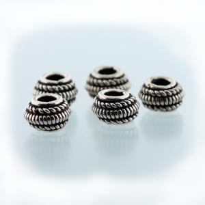 Afbeelding voor categorie Zilveren Bali kralen 'Bali-Beads'
