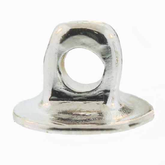 Afbeelding van Bellcap model 150 verzilverd