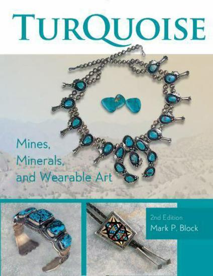 Afbeelding van Turkoois-boek: Turquoise-Mines, Mineral & wearable Art